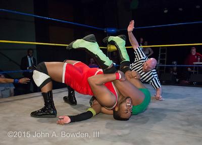 Gouge Wrestling 2/8/15