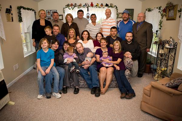 Sandy Family