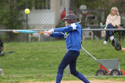 Varsity Softball vs St Monicas away 4/29/2019