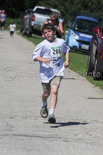 Run 4 Kerri over 60 minutes