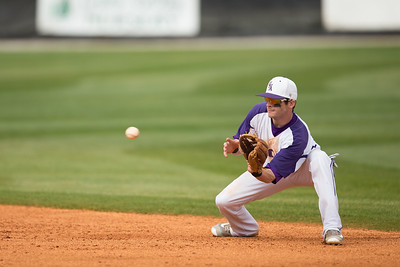 UNA Baseball vs West Florida 03/05/16