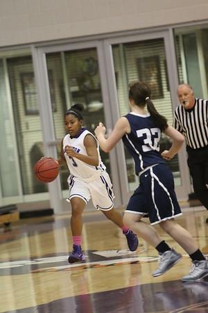 Basketball Girls Varsity 5 Dec 2014