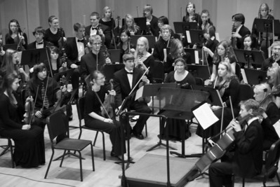 2011 10 28: Honors Orchestra, UMD, Federica + Skyscape
