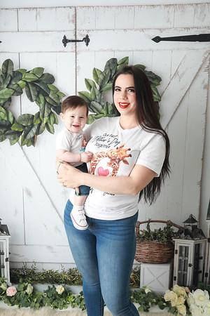Jaxson & Mommy