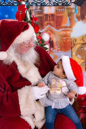 Santa visits Fort Lee Dec 8th