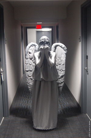 CONvergence 2012: Weeping Angel