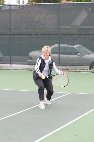 Los Altos Tennis Club - March 2009
