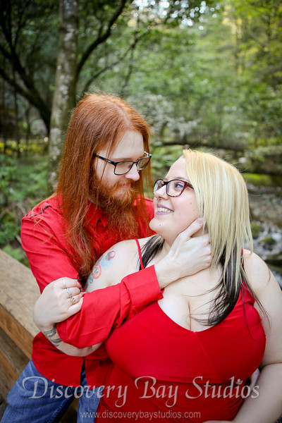 Deanna & Jeremy Engagement Shoot 04-02-2018