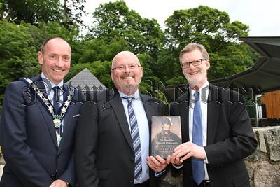 Dr. John McCavitt Book Launch in Kilbroney Centre