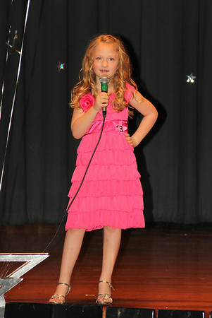 Kaylee's 1st Pageant