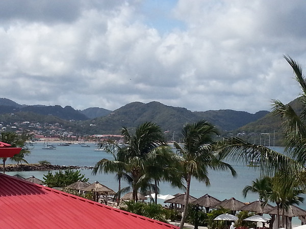 St. Lucia March 2014