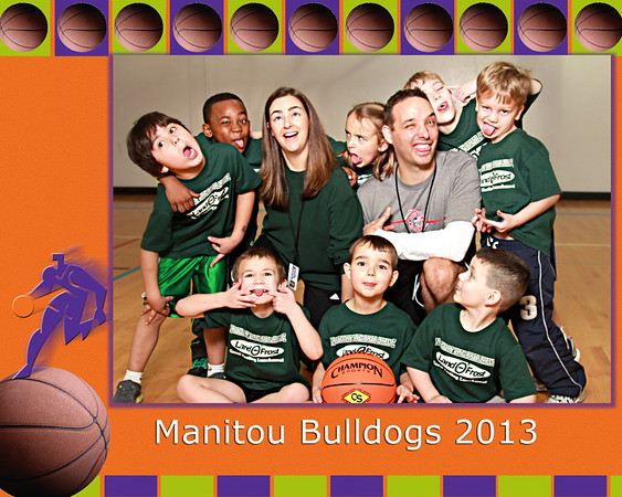 Manitou Bulldogs 2013