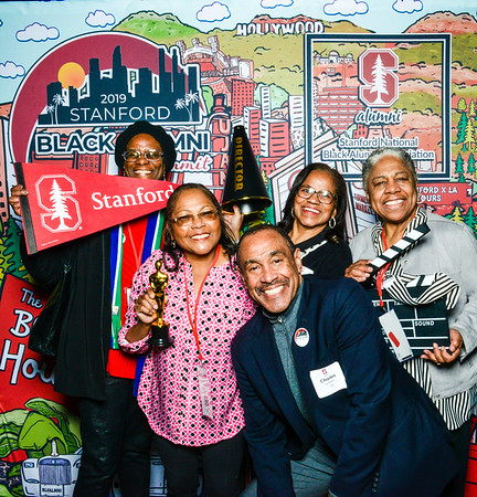 Stanford Black Alumni Summit Kick Off Party