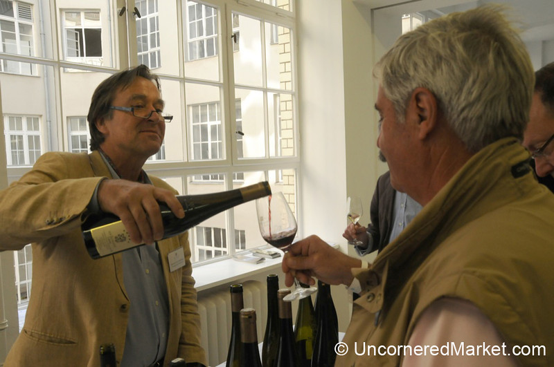 Sharing Wine and Conversation - VDP's 100th Anniversary Celebration in Berlin, Germany