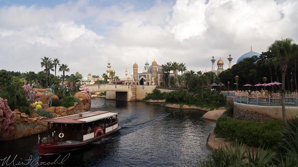 Disneyland Resort, Tokyo Disneyland, Tokyo Disney Sea, Tokyo Disney Resort, Tokyo DisneySea, Tokyo, Disney, Mermaid Lagoon, Mermaid, Lagoon, Ariel, Little Mermaid, Arabian Coast