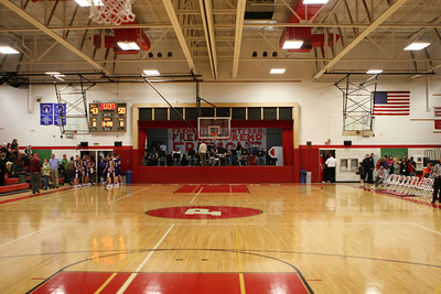 Boys Varsity Basketball - 1/26/2009 Shelby