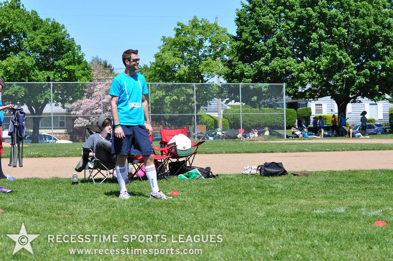 Recesstime Sports Leagues Portland Kickball Spring 2013 Dodgeball Bowling Ping Pong Mushball - 053
