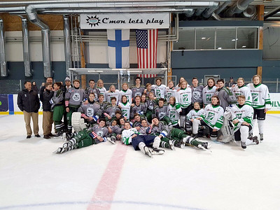 Spring Break Sports: Cardigan Goes to Finland