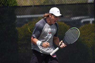 Men's Tennis V.S. South Carolina State