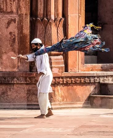 India Photo Journey: Jama Masjid Mosque