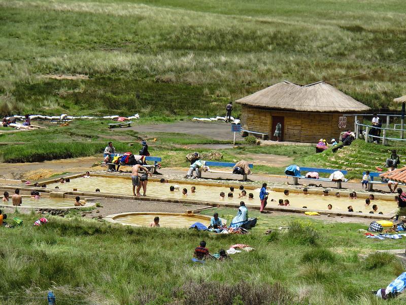 Hot Springs - Peru