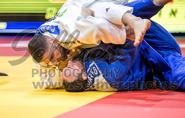 2018 European Judo Championship-Day 3