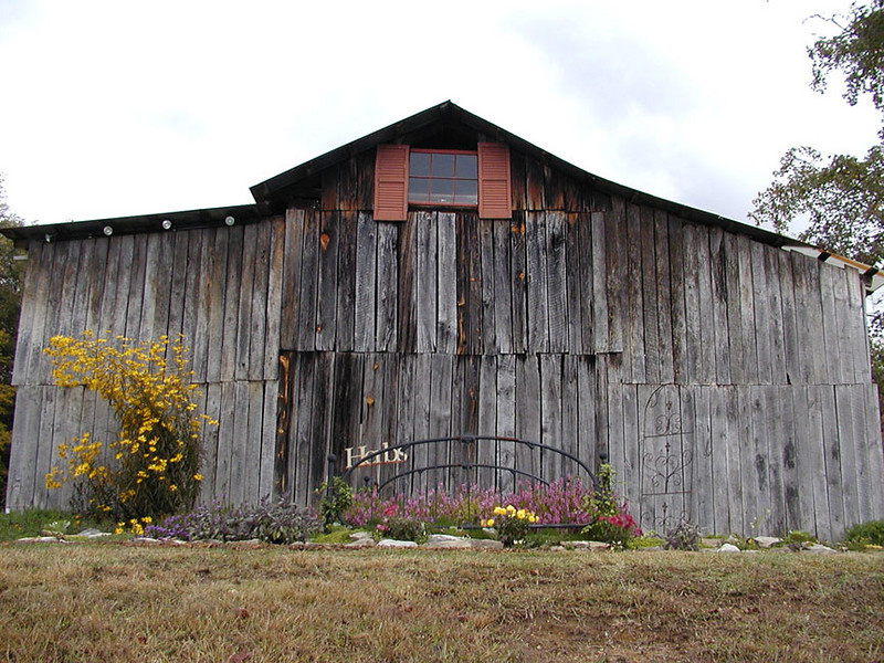 Erin's Meadow Herb Farm Clinton, TN  10/25/08