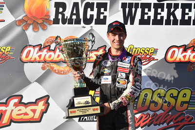 October 8 & 9, 2016 - 47th Annual Oktoberfest Race Weekend - LaCrosse Fairgrounds Speedway