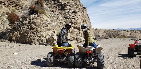 2/24/19 Eldorado Canyon with Sherman and Chris