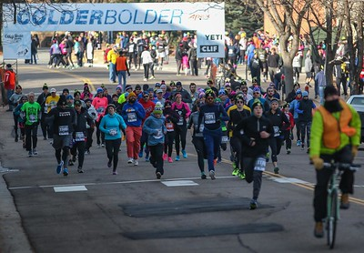 Revolution Runners at ColderBolder 2016