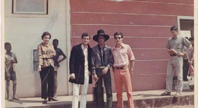 Victor Serraventoso, Raul -Duo Ouro Negro e Ze' Santos Sousa, Salgueiros?