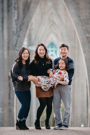 Chang Family Christmas 2016