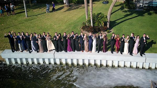 PHUHS Senior Prom 2017