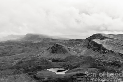 The Quiraing - The Isle of Skye