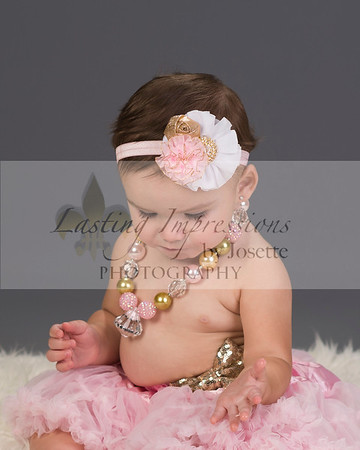 Lily Beebe 1 year old
