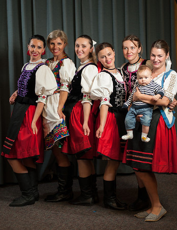 2013 Third Czech, Moravian and Slovak Folklore Festival in San Diego