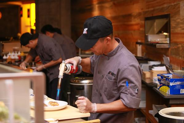 Yelp Atlanta Event | Eight Sushi | 11-8-16