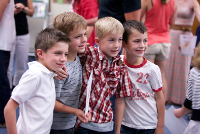 1st Grade Promotion 2011-2012