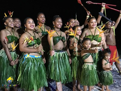 2017 Palau - Kids Sea Camp