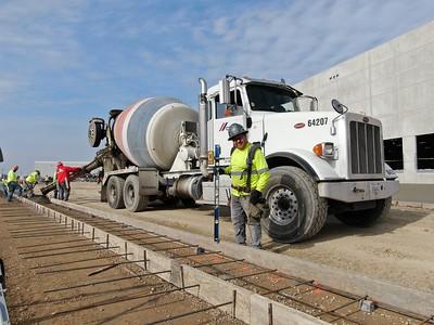 Logistics Drive 1-29-19