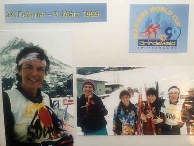 World Cup Masters XC Ski 1999