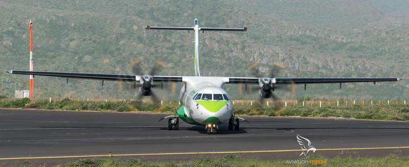 Binter Canarias / ATR 72-600 / EC-MMM