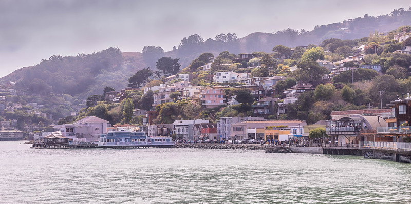The fascinating houseboats of Sausalito,