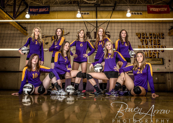 VB Team Photos 2013