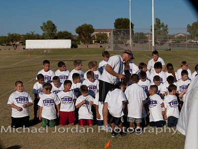 Millennium Junior Football Camp