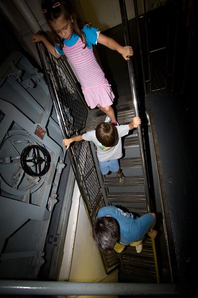 Descending into USS Yorktown.jpg