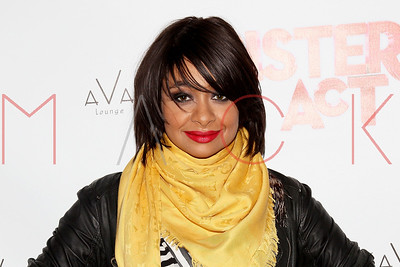 New York, NY - March 27:  Raven-Symone's Debut in SISTER ACT on Broadway After Party, New York, USA