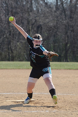 JV Softball April 9 vs Havre de Grace