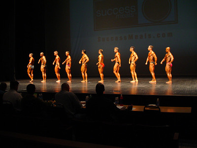 WNBF Pro International 2006