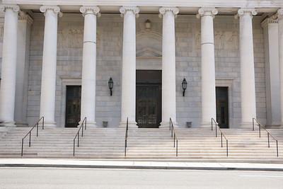 Constitution Hall Facade-2017